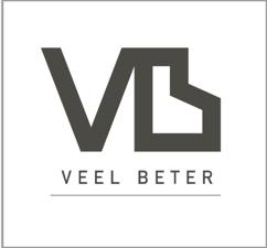 Veel beter logo footer