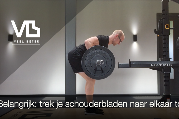 Kracht: bent over row